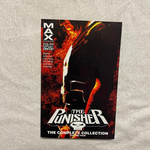 The Punisher The Complete Collection Volume Four