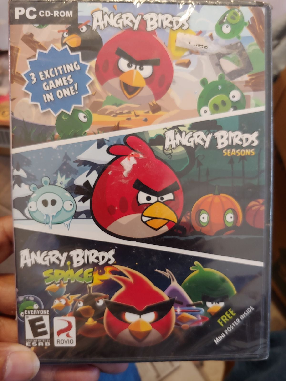 Angry Birds PC Game