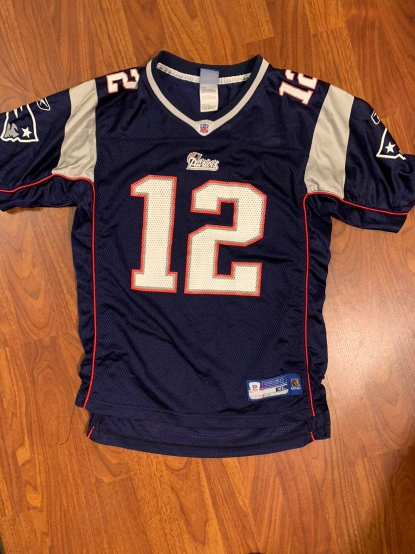 Reebok Tom Brady NFL Fan Shop   Mercari
