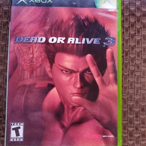 Dead or Alive 3 on Xbox