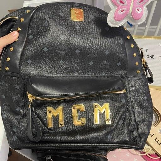 Mcm bookbag