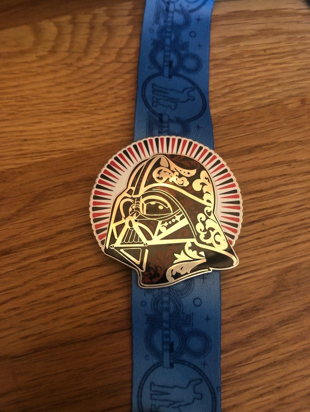 Disney Darth Vader Pin