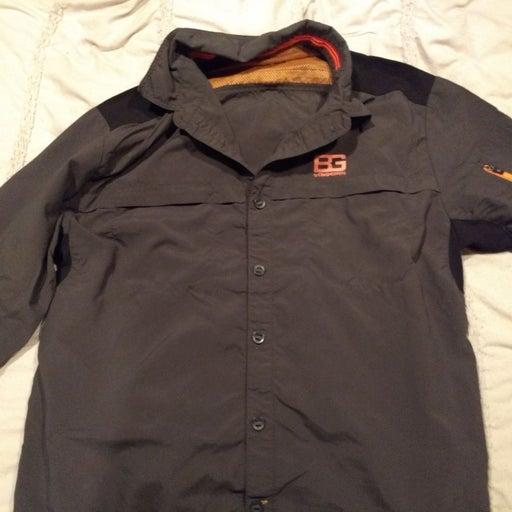 Craghoppers Bear Grylls Trek Shirt and S