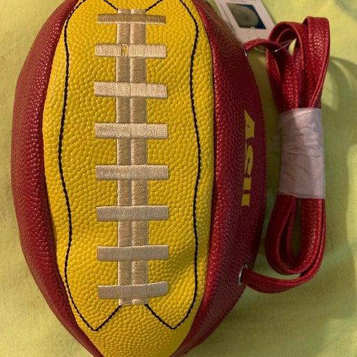New Asu Football Crossbody Bag