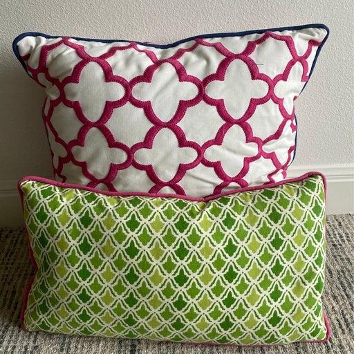 Set of 2 Custom Pillows