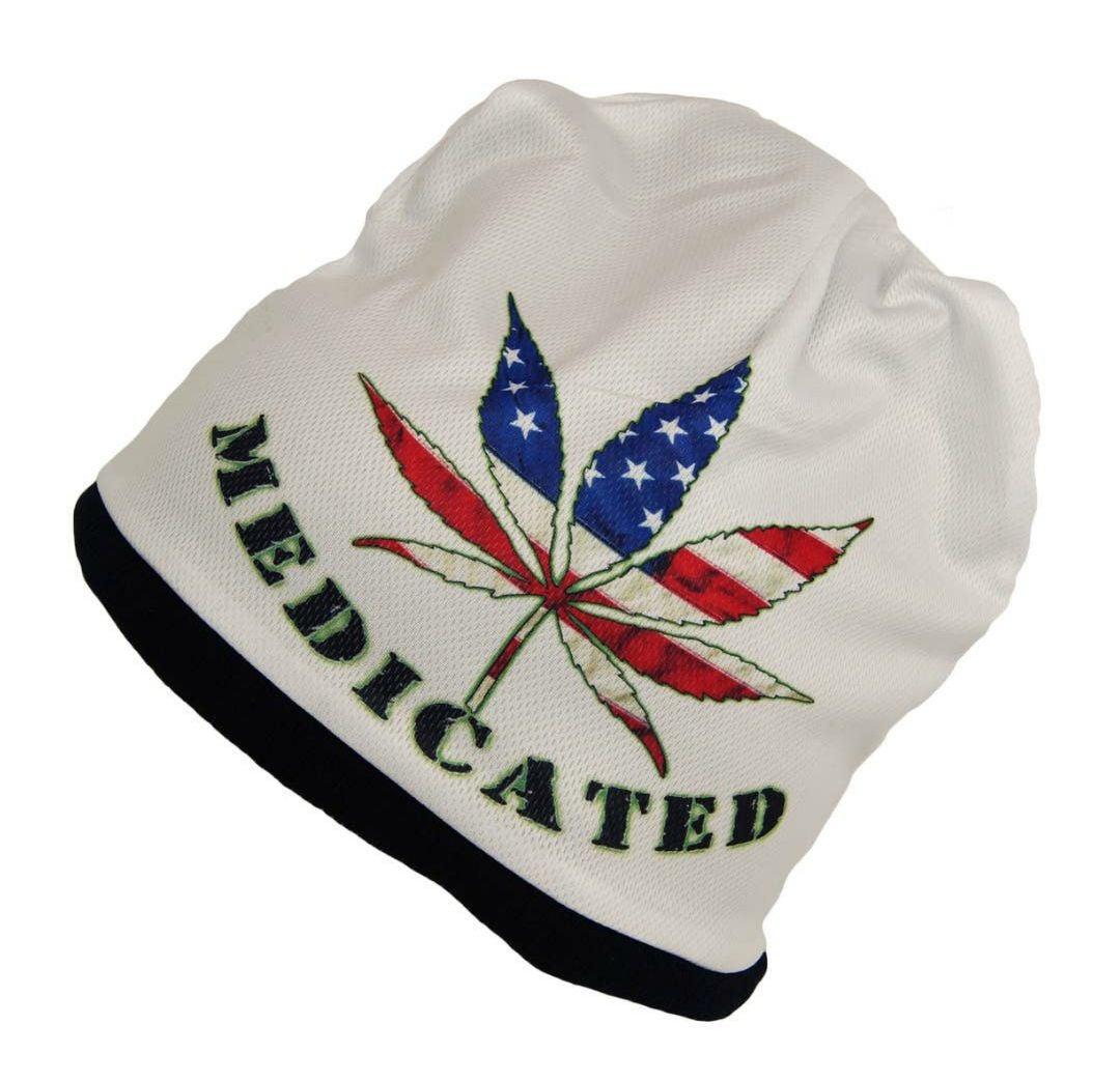 USA Mary J medicated beanie