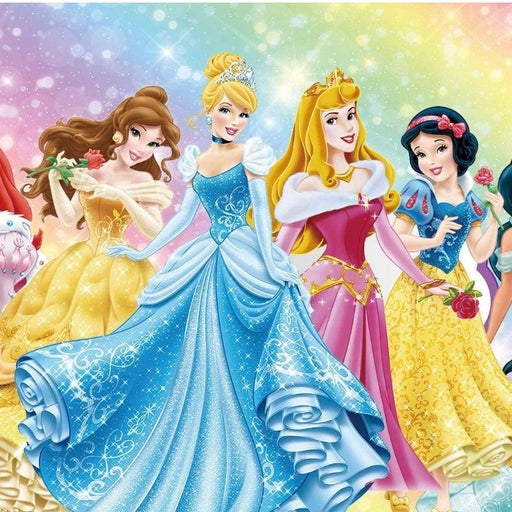 Princess backdrop