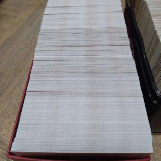 100 Yugioh Cards Randomly Selected