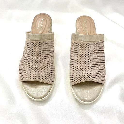 Evolve by Easy Spirit Zooey womens sandals size 9