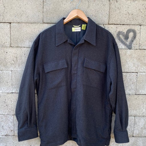 Full Zip Wool CUBAVERA Lined Nice Jacket