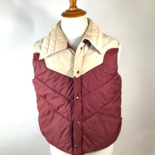 Vintage High Sierra Mervyns Puffer Vest