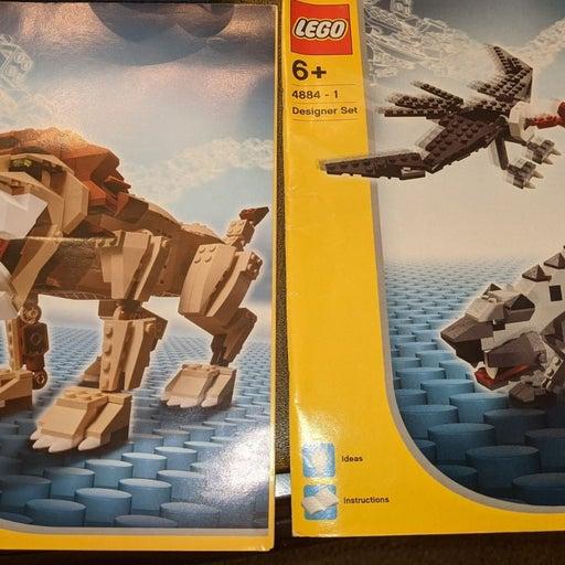 Lego 4884 Wild Hunters
