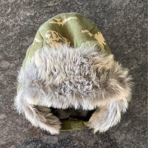 Todder winter hat