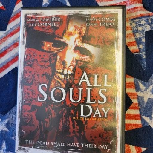 DVD **All Souls Day: Dia de los Muertos