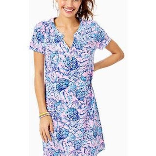 Lilly Pulitzer short sleeve Essie Dress