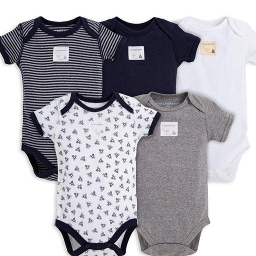 5 pack Baby boy onsies 6-9M