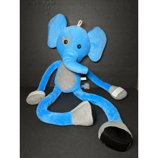 StretchKins Blue Banana Elephant Soft