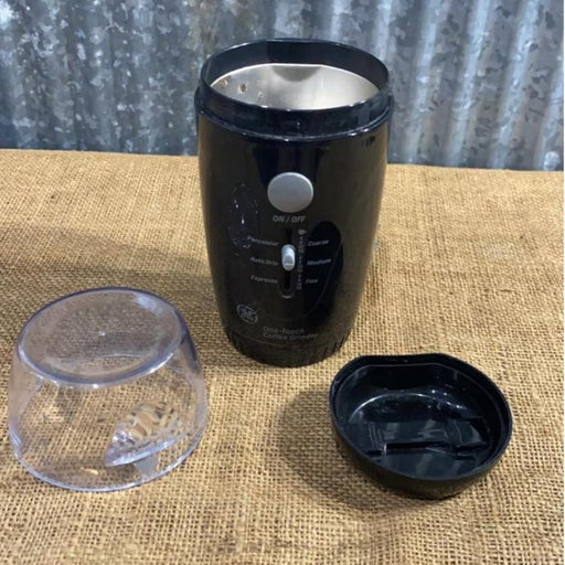 GE One Touch Coffee Grinder