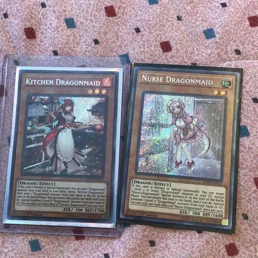 Yugioh Dragonmaid 1st Edition Mint Condi