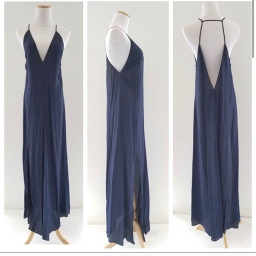 Reformation maxi dress. Size SP
