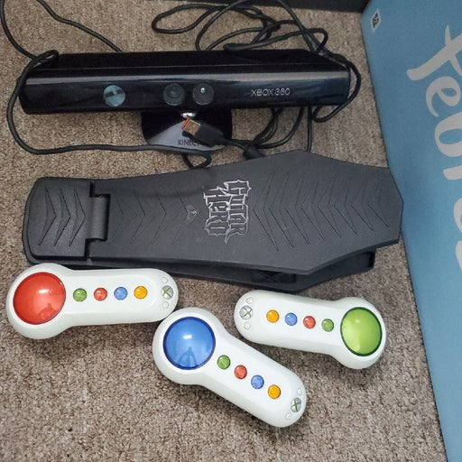 Xbox360 Kinect bundle For Parts