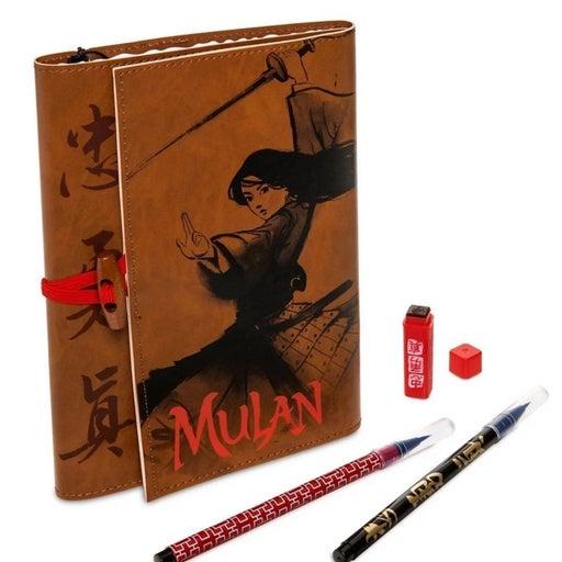 Disney Parks Mulan Journal Set