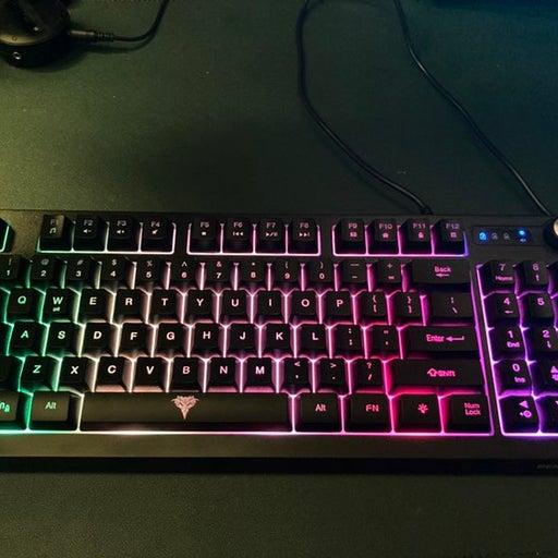 Bengoo rgb gaming keyboard