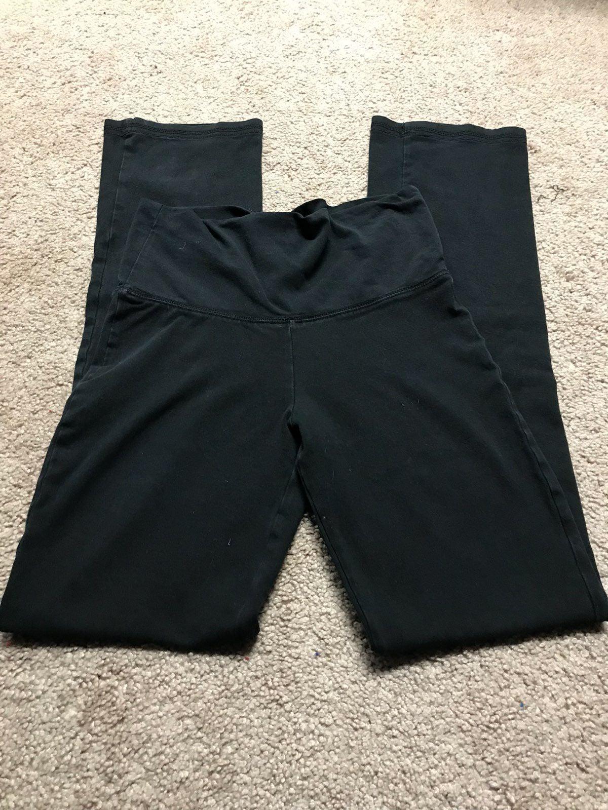 Mossimo Target Black Yoga Pants