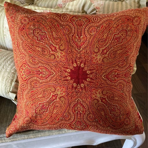 Pottery Barn Wool Pillow Covers