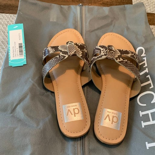 sandals size 6, DV by Dolce Vita