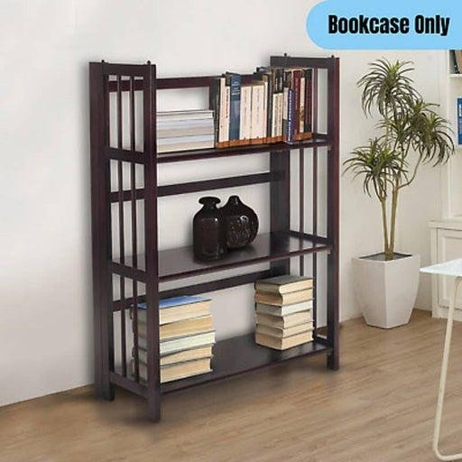 New 3 Tier Folding Bookcase