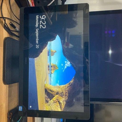 Dell touchscreen desktop