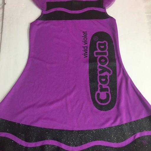 Crayola Girls Dress