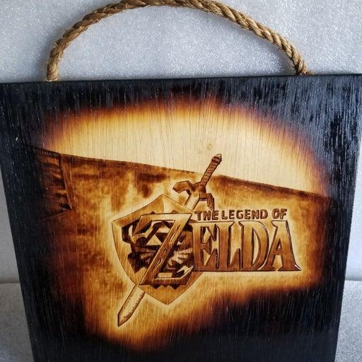 Nintendo The Legend of Zelda Portrait