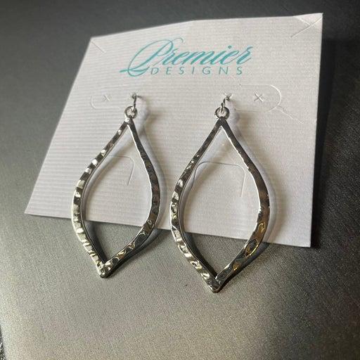Premier Designs teardrop earrings