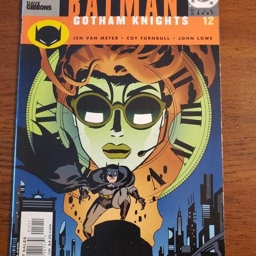 Batman Gotham Knights #12 DC Comics 2001