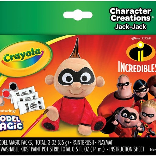 Crayola Model Magic-Incredibles 2