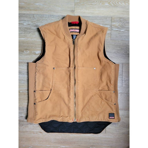 Craftsman Insulated Work Vest Lg