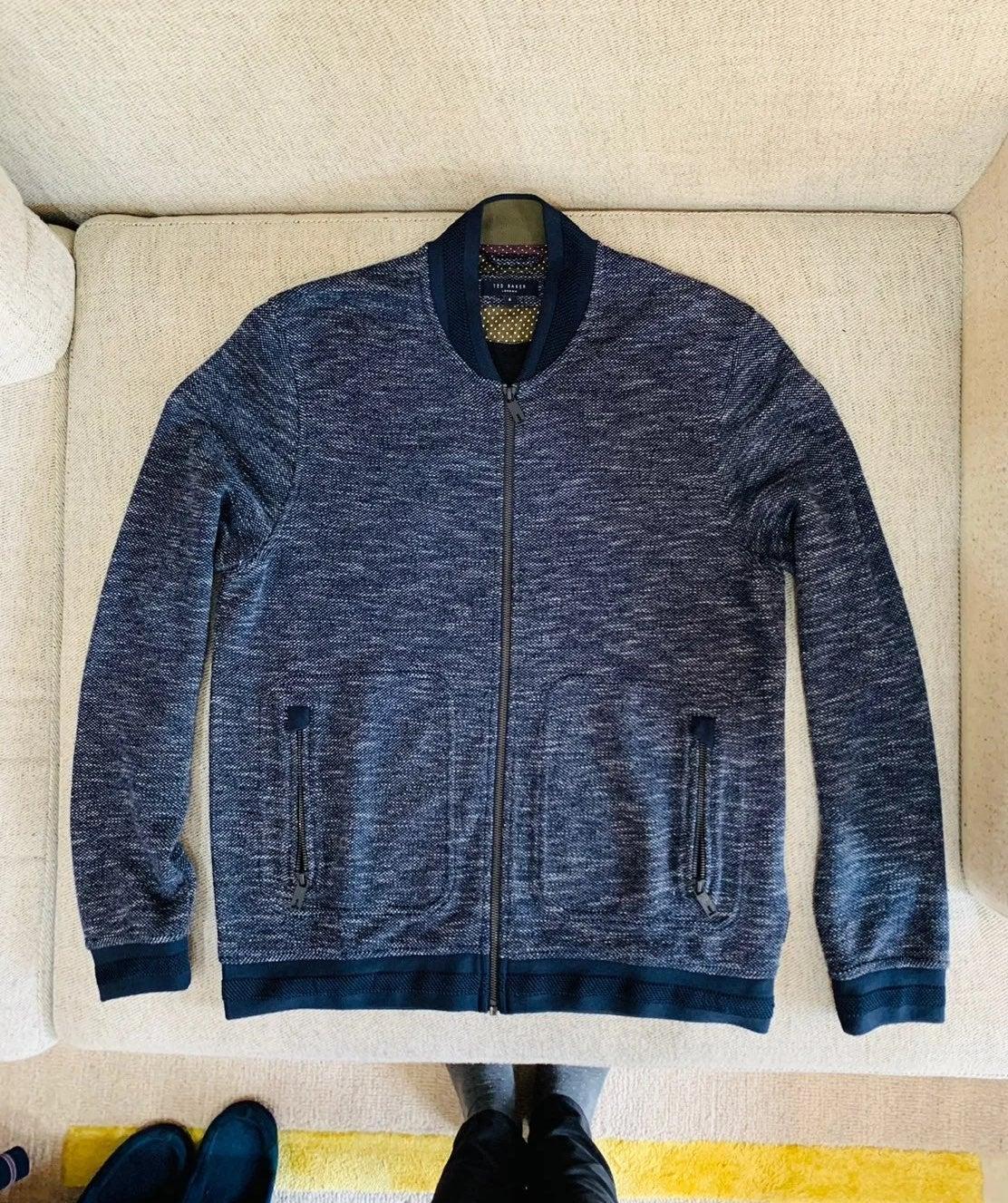 Ted Baker Bomber Harrington Jacket