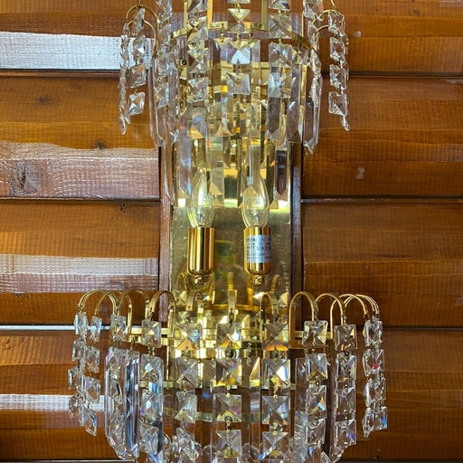 Crystal Chandelier Wall Lighting Lamp Ne