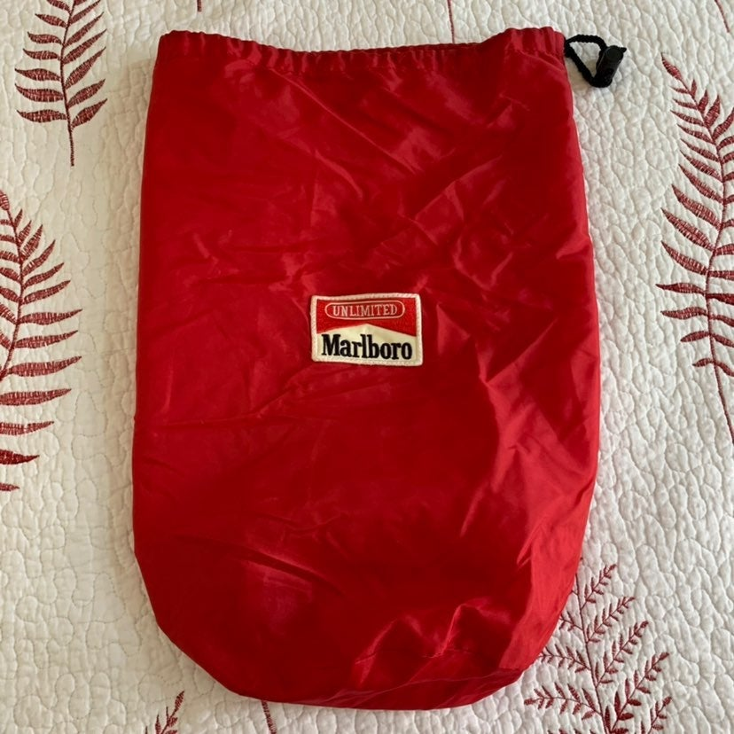 Red Unlimited Marlboro Bag