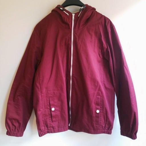 Craft+Flow Men's Jacket in cranberry s26