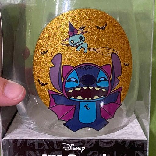 New-Adorable Disney Lilo&Stitch Halloween Wine Glass