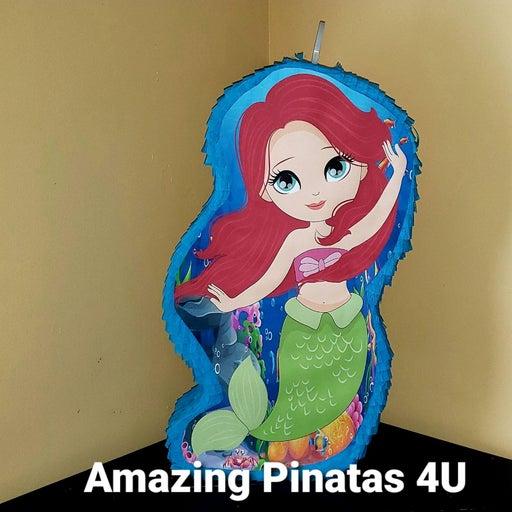 Little Mermaid pinata