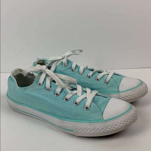 Converse Womens All Star Turquoise Sneakers Size 5
