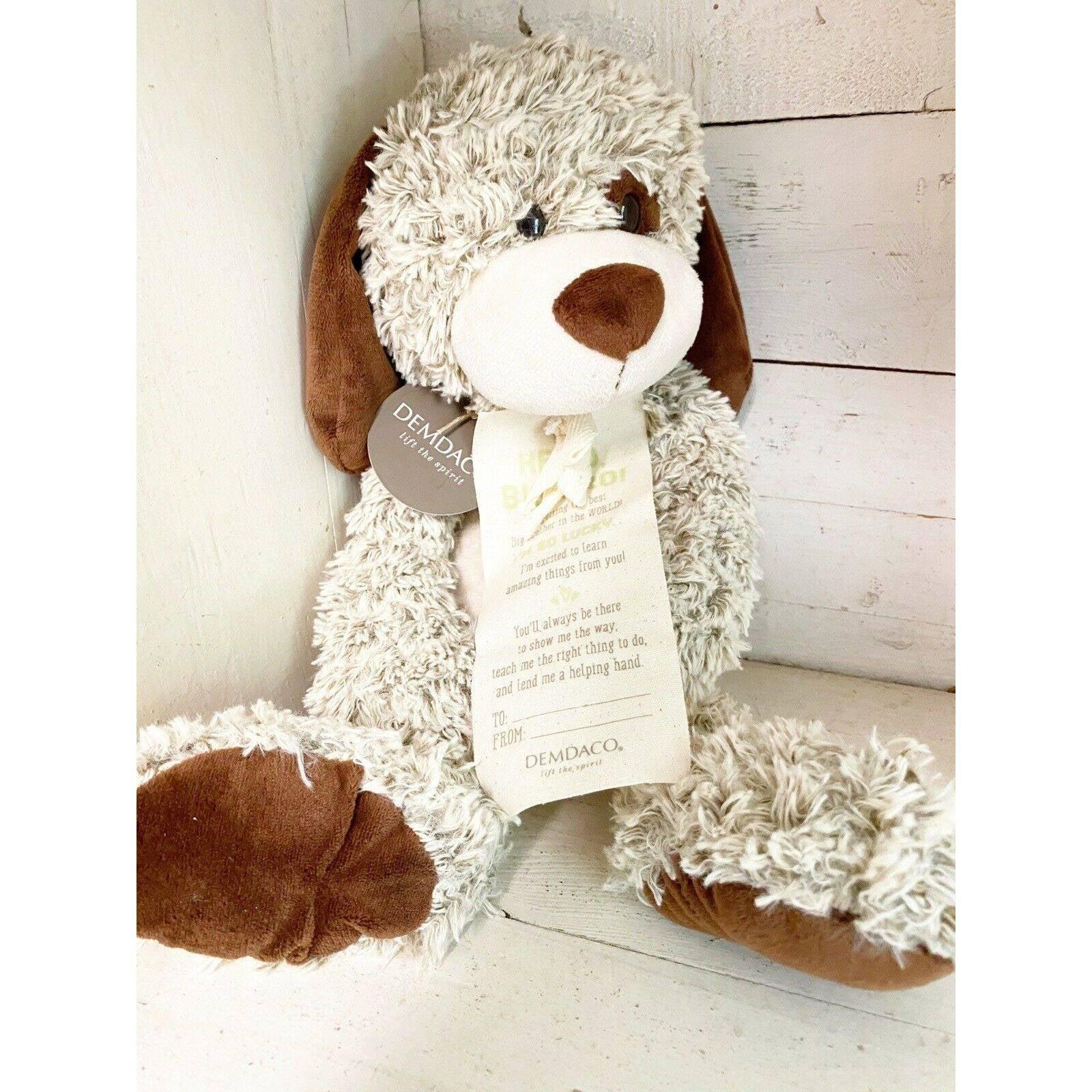 Big Brother Puppy Soft Stuffed Animal