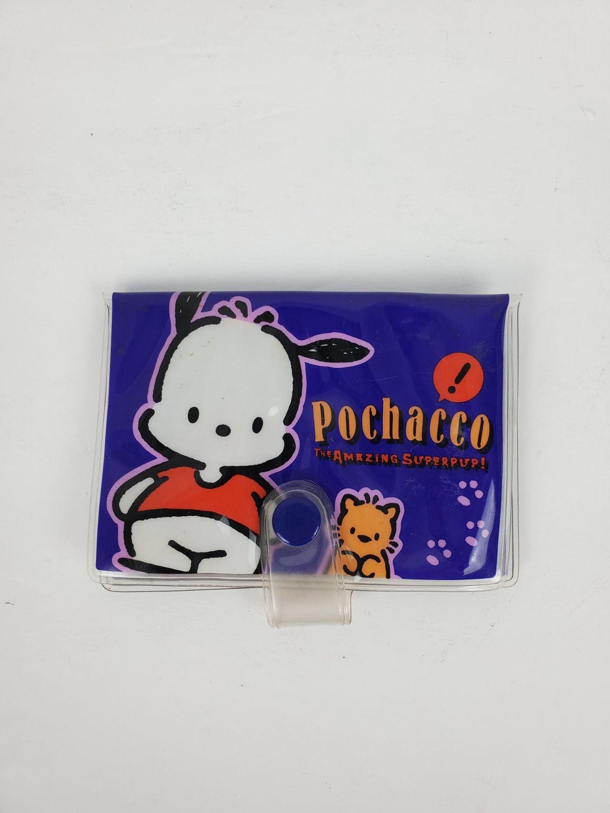 Pochacco Pencil Sharpener Vintage Sanrio 2001 Rare