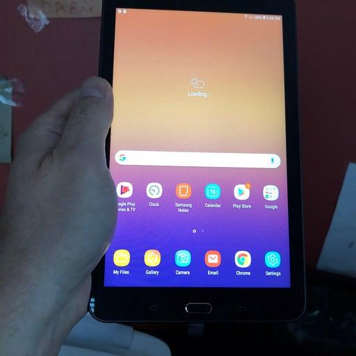 Samsung galaxy tab E 32gb