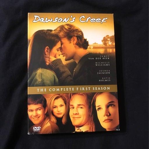Dawson's Creek Season 1 on DVD