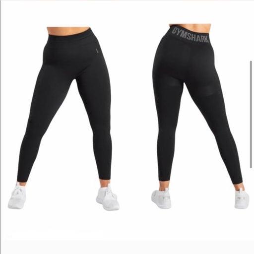 Gymshark Flex High Waisted Legging Black/Charcoal